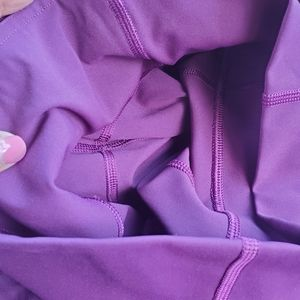 lululemon athletica Pants & Jumpsuits - Lululemon Hot Like Agni High Waist Leggings Size 4